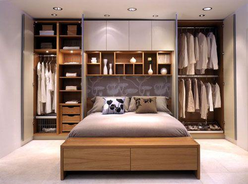 Tủ quần áo gỗ công nghiệp 047