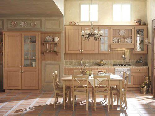 tủ bếp gỗ tự nhiên giá rẻ 040