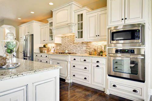 Tủ bếp gỗ tự nhiên 009