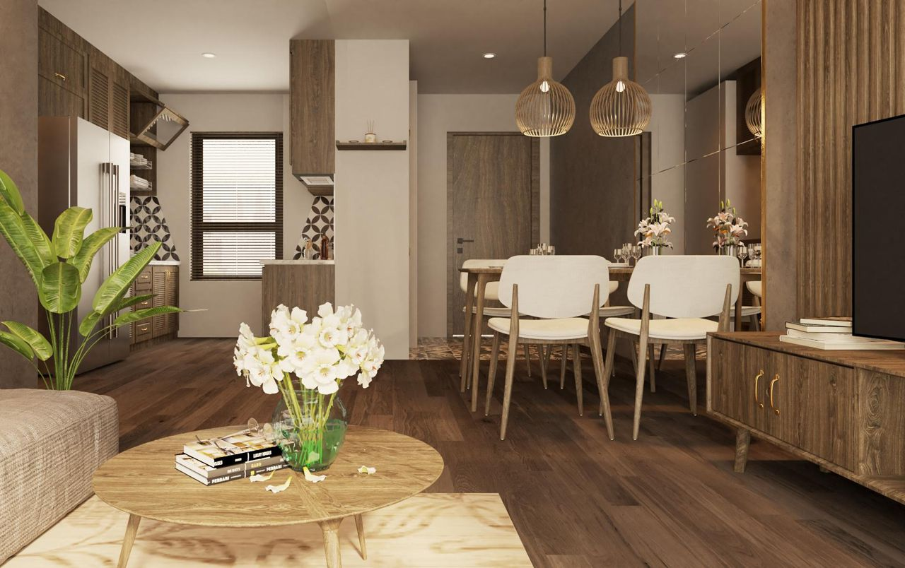 Thiết kế nội thất đẹp 001