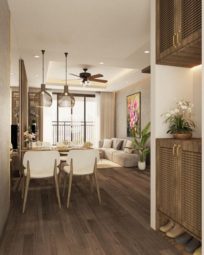 Thiết kế nội thất đẹp 004