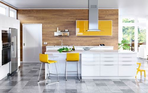 Tủ bếp gỗ công nghiệp giá rẻ 045