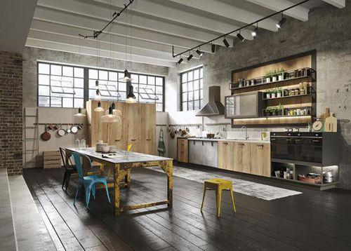 Tủ bếp gỗ công nghiệp giá rẻ 070