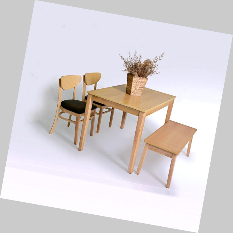 Bàn ăn gỗ công nghiệp 066