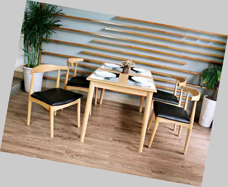 Bàn ăn gỗ công nghiệp 070