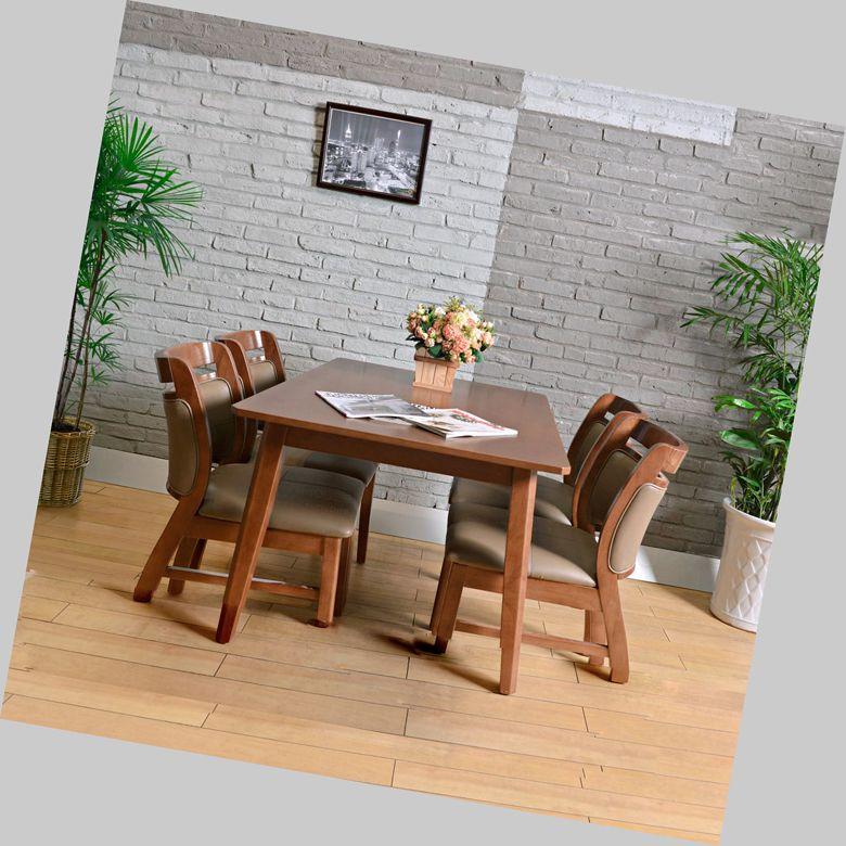 Bàn ăn gỗ công nghiệp 086