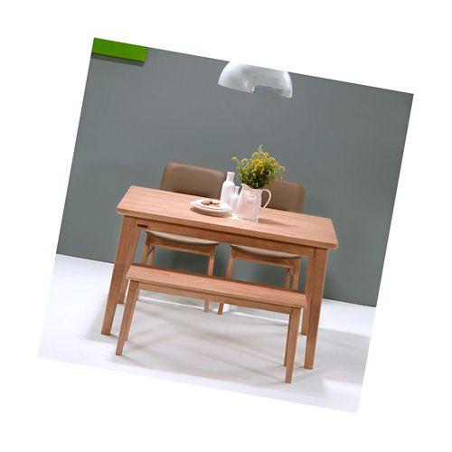 Bàn ghế ăn gỗ tự nhiên 012