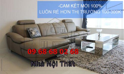 Bàn ghế sofa 009