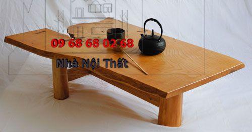 Bàn trà phòng khách 018