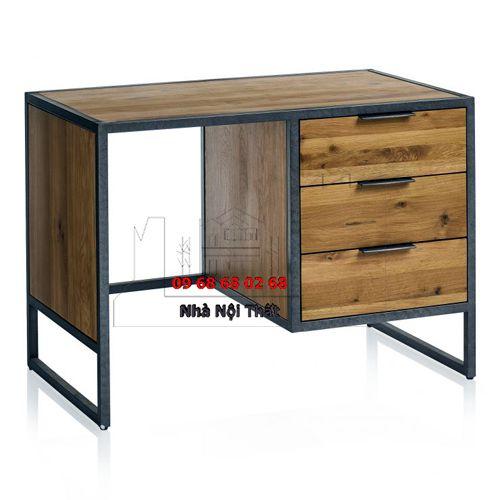 Bàn trang điểm gỗ công nghiệp 006