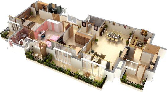 Mặt bằng bố trí đồ gỗ nội thất giá rẻ, đồ gỗ công nghiệp tại nội thất Thuận Thiên