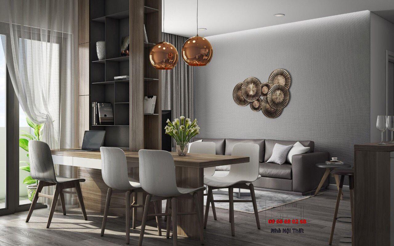 Thiết kế nội thất phòng ăn 003