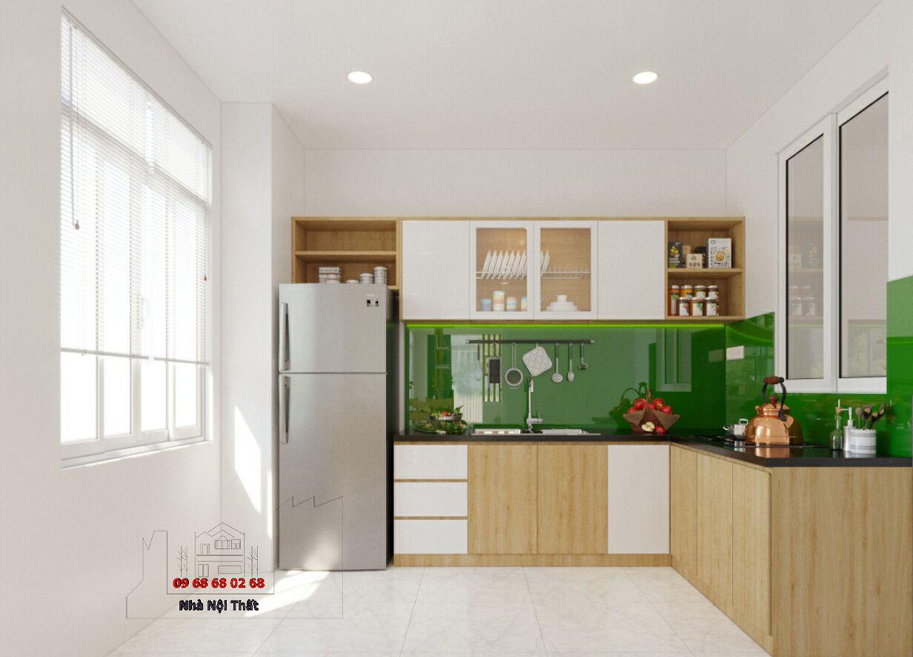 Thiết kế nội thất phòng ăn 006
