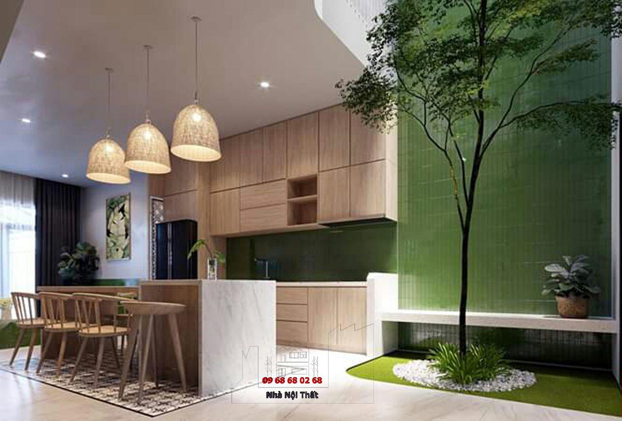 Thiết kế nội thất phòng ăn 007