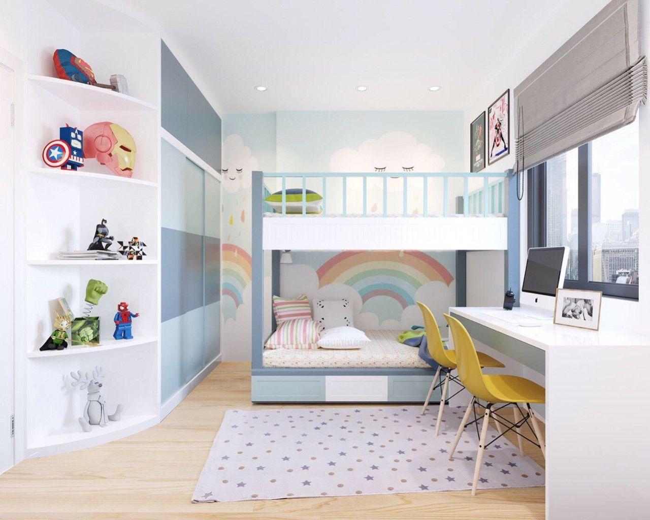Thiết kế nội thất phong cách hiện đại - phòng ngủ 001