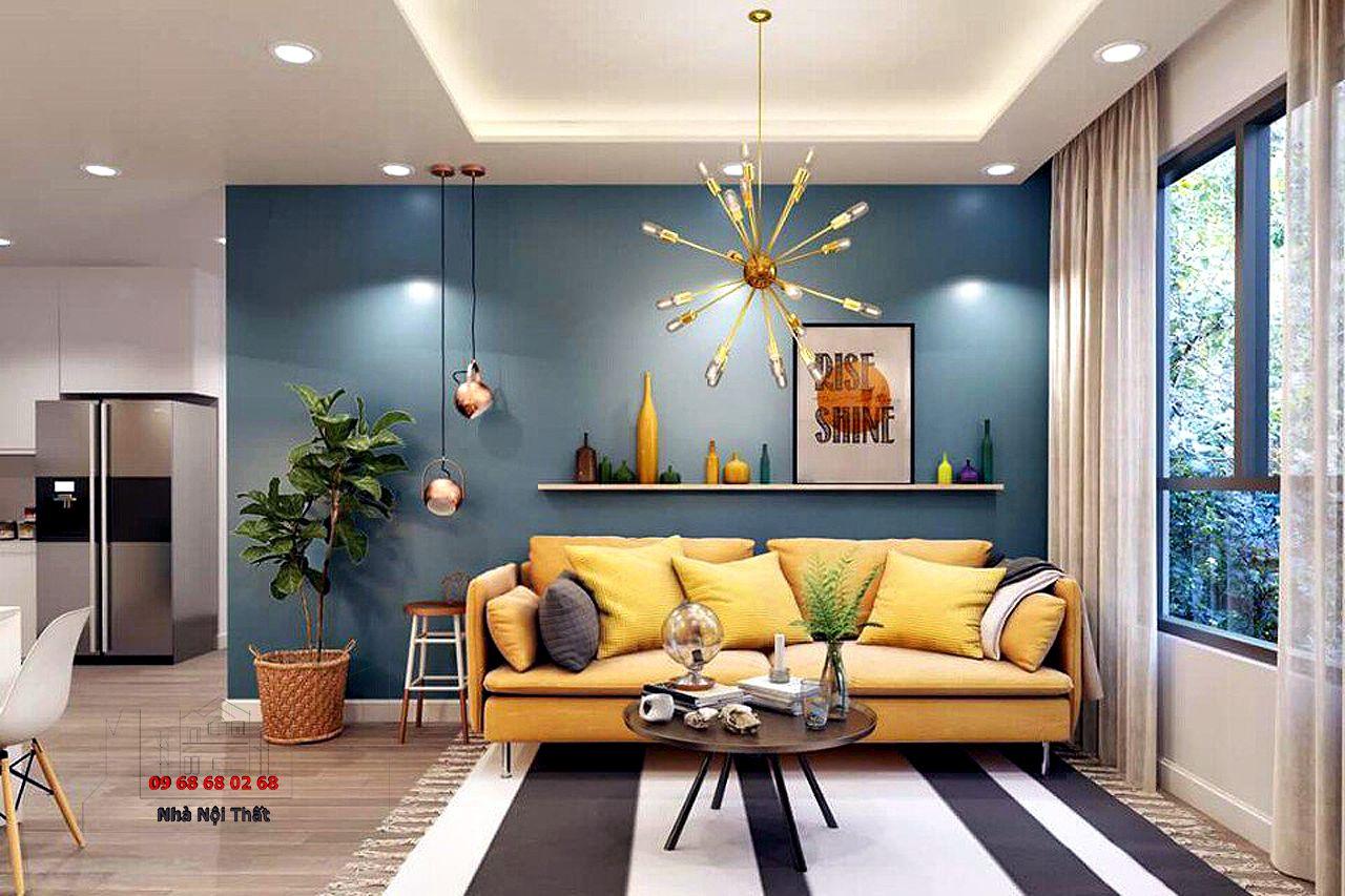 Thiết kế nội thất chung cư 001