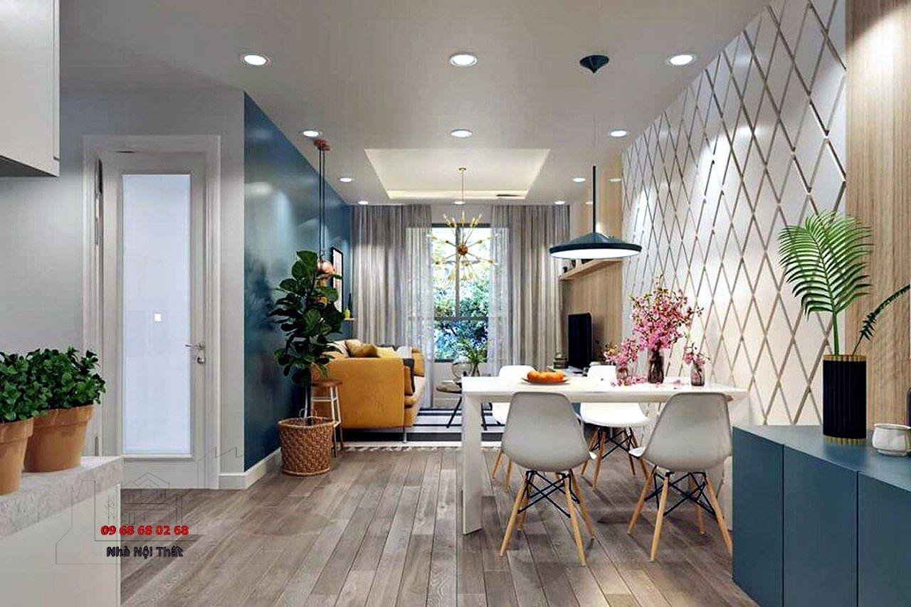 Thiết kế nội thất chung cư 002