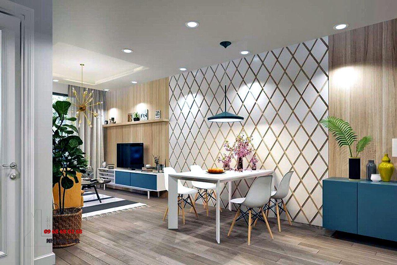 Thiết kế nội thất chung cư 003