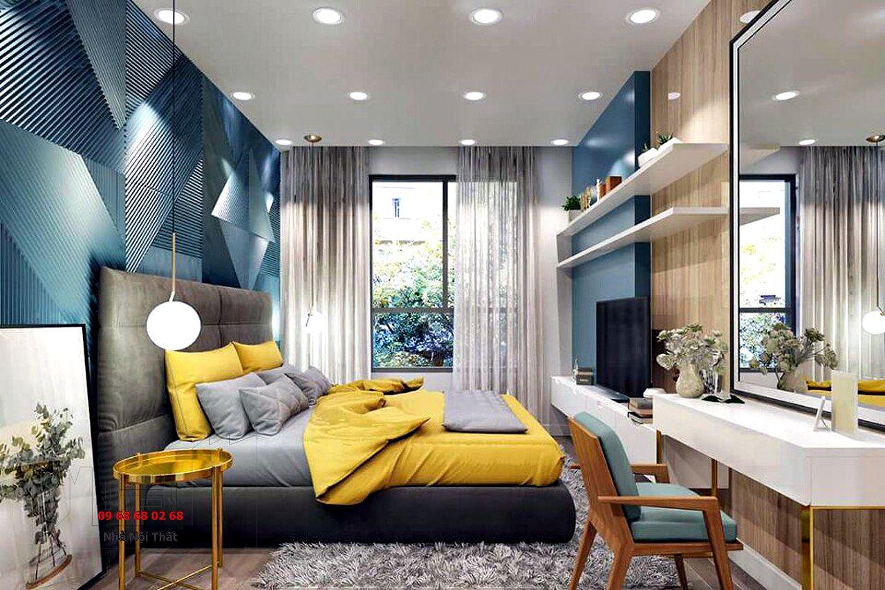 Thiết kế nội thất chung cư 004