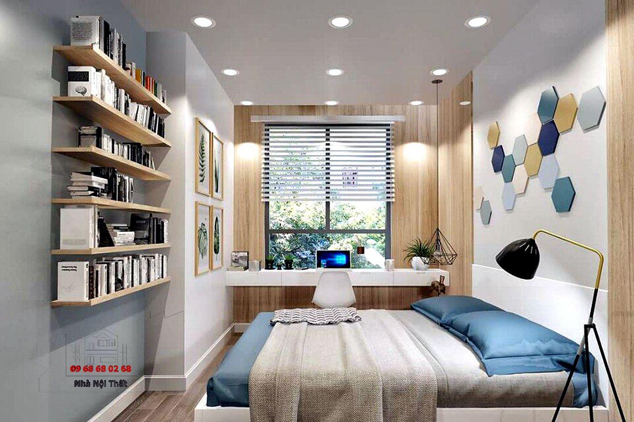 Thiết kế nội thất chung cư 006