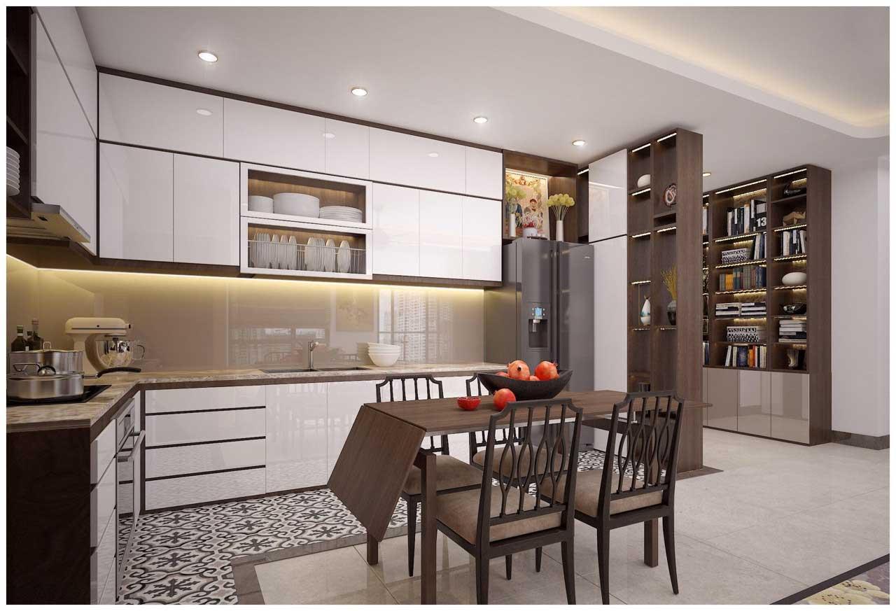 Nội thất nhà bếp đẹp giá rẻ tại thuận thiên 005