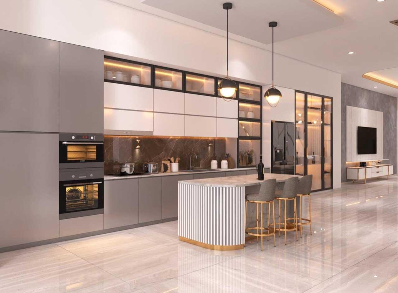 Nội thất nhà bếp đẹp giá rẻ tại thuận thiên